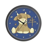 The Ox Wall Clock