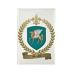 MENARD Family Crest Rectangle Magnet (10 pack)