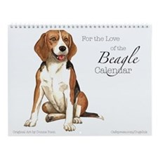 Beagle Wall Calendar
