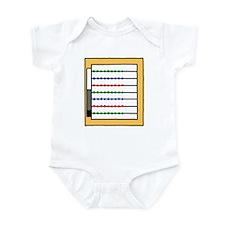 Bead Frame Infant Bodysuit
