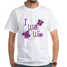 I Will Win 1 Butterfly 2 PURPLE Shirt