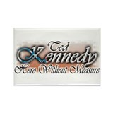 Ted Kennedy - Hero - Rectangle Magnet