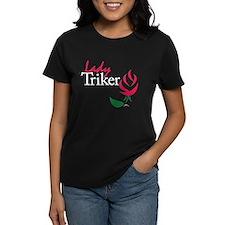 Lady Triker 5 Tee