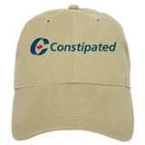 Constipated Baseball Cap