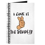 TWO THUMBS UP Journal