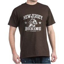 New Jersey Boxing T-Shirt
