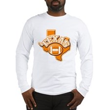 Texas Football Long Sleeve T-Shirt