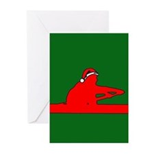 Christmas Rower Greeting Cards (Pk of 20)