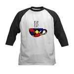 MONDRIAN COFFEE Kids Baseball Jersey