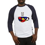MONDRIAN COFFEE Baseball Jersey