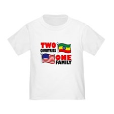 Two Countries/One Family T