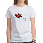 Ladybug Rock Star Women's T-Shirt