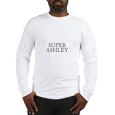 Super Ashley Long Sleeve T-Shirt