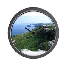 Tintagel Wall Clock
