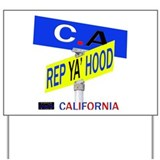 REP C.A Yard Sign