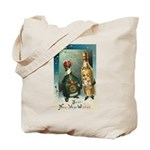 New Year Wishes Tote Bag