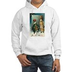 New Year Wishes Hooded Sweatshirt