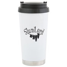 Slum Lord Ceramic Travel Mug