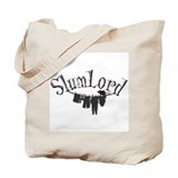 Psycho Chick Slum Lord Tote Bag