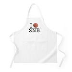 I (Yarn) Stitch 'n Bitch BBQ Apron
