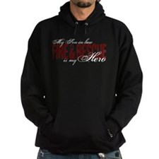 Son-in-law My Hero - Fire & Rescue Hoodie