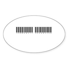 Community Organizer Oval Sticker (50 pk)