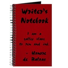 """Honore de Balzac"" - Writer's Notebook"