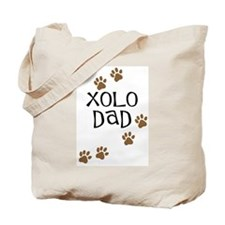 Xolo Dad Tote Bag