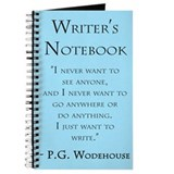 &amp;quot;P. G. Wodehouse&amp;quot; - Writer's Notebook