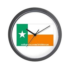 Unique Texan Wall Clock