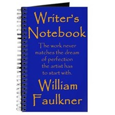 """William Faulkner"" - Writer's Notebook"