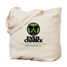 Unique Pitbull logo Tote Bag