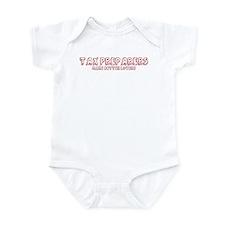 Tax Preparers make better lov Infant Bodysuit