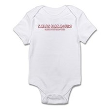 Sales Managers make better lo Infant Bodysuit