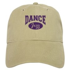 Jazz Dance Baseball Cap
