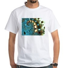 """Distant Lands"" Fractal Art Shirt"