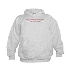 Peace Studies Students make b Hoodie