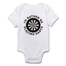 DARTBOARD/DARTS Infant Bodysuit