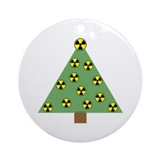 Nuclear Ornaments Ornament (Round)