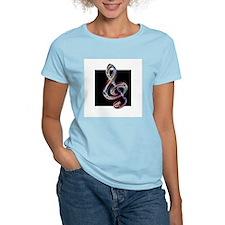 Hot Metal Clefs T-Shirt