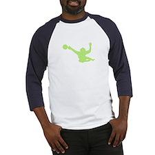 Goalie (Green) Baseball Jersey