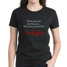 Twilight Live Forever Tee