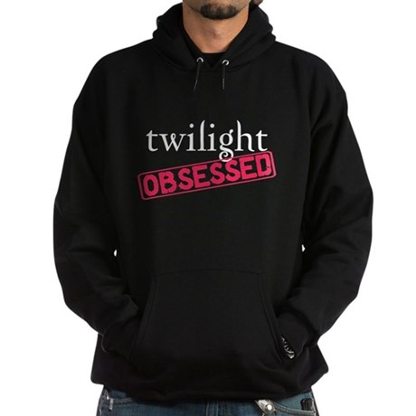 Twilight Obsessed Hoodie (dark)