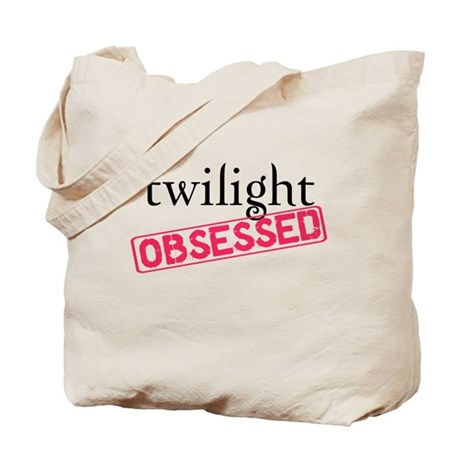 Twilight Obsessed Tote Bag