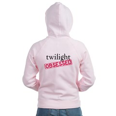 Twilight Obsessed Women's Zip Hoodie