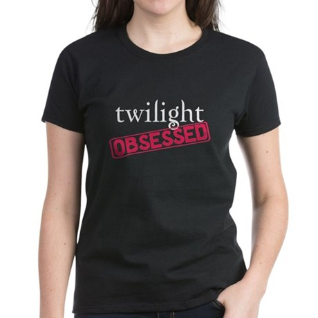 Twilight Obsessed Women's Dark T-Shirt