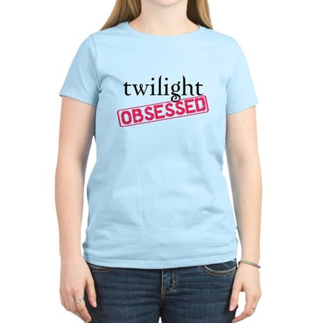 Twilight Obsessed Women's Light T-Shirt