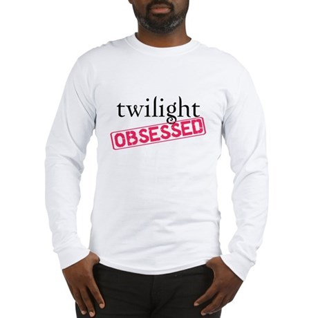 Twilight Obsessed Long Sleeve T-Shirt