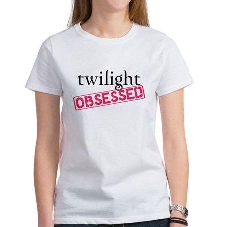 Twilight Obsessed Women's T-Shirt
