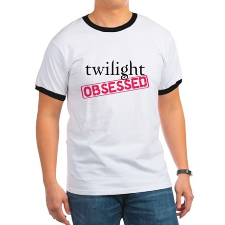 Twilight Obsessed Ringer T